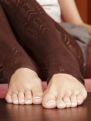 Dont be shy, our girls know it. They know you like their feet, thats why theyre here!